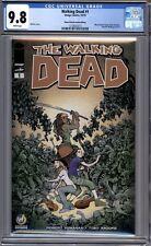 The Walking Dead #1   Wizard World Austin Variant  Michonne   CGC 9.8