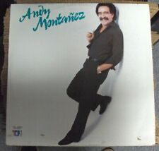 ANDY MONTANEZ s/t LP OOP mid-80's salsa Top Hits