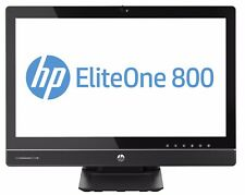 "HP EliteOne 800 G1 Intel i5 4570s 2.9Ghz 8Gb Ram 500Gb 23"" Full HD Win 10 Pro"