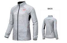Yonex Badminton Men's Jacket Gray Racket Racquet Shuttlecock Clothing 81JJ005M