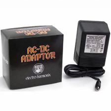More details for electro-harmonix 9.6v ac - dc adaptor 9 volt power supply