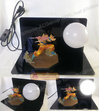 Dragon Ball Z Son Goku Kamehameha Bomb Figure Led Bulb Light Lamp creative gift
