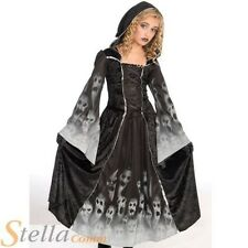 filles Forgotten souls sorcière fantôme Halloween Horreur costume déguisement