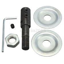 10mm Spindle Adapter for Grinding Polishing 8mm Shaft Motor Bench Grinder