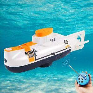 Mini Fernbedienung U-Boot RC-U-Boot Elektronisches Wasserspielzeug Wasserdichtes