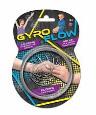Gyro Flow Kinetic Interactive Spring Flow Ring Toy for Anxiety & Stress Relief