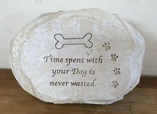 Latex Mould for making this Pet Memorial