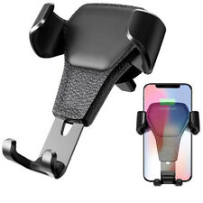 Gravity Car Mount Phone Holder Air Vent for iPhone X XR XS Max Galaxy S10 Note 9