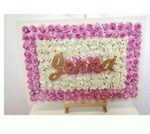 Flower Wall/Board