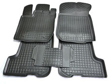 Dacia SANDERO 2013- Renault Rubber Car Floor Mats All Weather Alfombrillas Goma