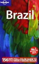 Lonely Planet Brazil (Travel Guide),Lonely Planet,St Louis,Chandler,Clark,Dowl,