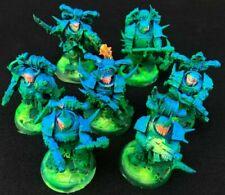 Plague Marines x7 - Death Guard - Chaos Space Marines - Warhammer 40k
