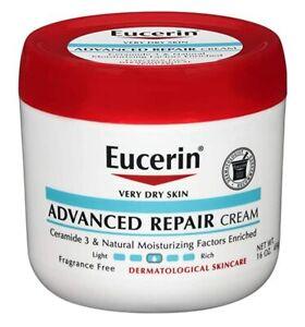 Eucerin Advanced Repair Cream (For very dry skin) 454g
