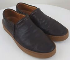 RAG & BONE Mens Brown Leather Slip On Loafers Shoes Size 11