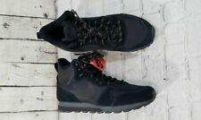 new style 207ae ff5fd Nike MD Runner 2 Mid Premium Men s Running Sneaker Boots (844864-004) Black