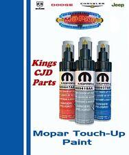 Dodge Chrysler Jeep Redline 2 Coat Pearl Touch-Up Paint Code JRM / PRM Mopar OEM