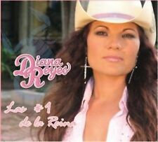 Las Numero 1 De La Reina by Diana Reyes (CD)