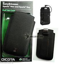 Funda DICOTA para Sony Ericsson Xperia NEO y RAY