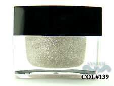S65E-20ml Silver Glitter Dust UV Gel Builder Gel Acrylic Nail Art