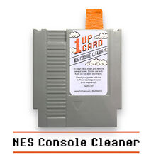 NES Console Cleaner - Nintendo Cleaning Kit - 1UPcard Cartridge (NEW!)