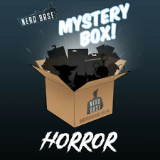Horror Theme Mystery Box Contains Funko Pop, Action Figures & Collectibles