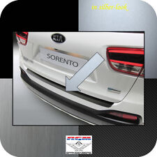 Exklusiv RGM Ladekantenschutz Silber-Look für Kia Sorento III SUV ab 2015-2017
