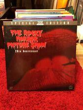 The Rocky Horror Picture Show - 20th Anniversary - Laserdisc Box NTSC Sammlung