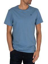 G-Star Men's Base T-Shirt, Blue