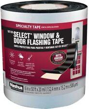 "Nashua 527-20 Flashing Tape 6"" x 50 ft Select Window & Door Seal Insulation Tape"
