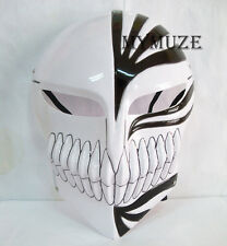 Black Bleach Ichigo Kurosaki Mask Bankai Hollow Cosplay Full Masque