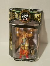 ULTIMATE WARRIOR WWE CLASSIC SUPERSTARS Series 14 MOC WWF Wrestling FIGURE- bx4