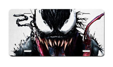Venom Marvel Spiderman Comic Movie HOT License Plate Auto Truck Car Tag