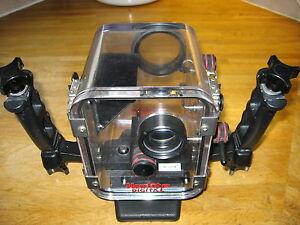 Ikelite UW 6307.86 Underwater Video Housing for Sony Handycam DCR-PC330E