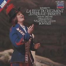 La Fille Du Regiment (GA) von Pavarotti,Bonynge,Roho,Sutherland (1991)