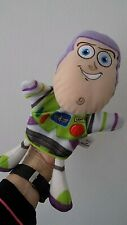 "Hallmark Disney 10"" Buzz Lightyear Plush Puppet Toy Story  3"