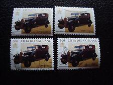 VATICANO - sello yvert y tellier nº 1062 x4 matasellados (A28) stamp