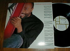 """BOBBY McFERRIN 1988 """"Simple Pleasures"""" LP w Don't Worry, Be Happy UNPLAYED NM"""