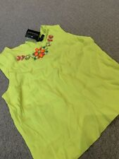 With Tags Topshop Top Size 8
