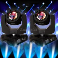 2Pcs 230W Osram Moving Head Light DMX512 16/20CH Beam DJ Stage Banquet  Party