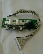 VIZIO VX42L HDTV10A SIDE AV INPUT BOARD 3632-0022-0146