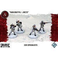 Dust Studio 1:48 SSU Close Combat Squad Fakyeli Box 1947