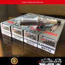 4PC New ILZKAR8H8S Spark Plugs Laser Iridium NGK #95112 For Honda Civic 1.5L L4