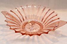große Rosalin Schale - Rosalinschale - Art Deco - Blüten/Blattdekor der Griffe