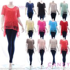 42419ccad743e Plus Size Vest Tops for Women