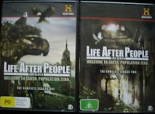 Life After People Series 1 and Series 2 (DVD)