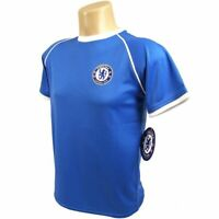 chelsea fc soccer jersey youth kids football white official licensed home new