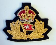 Officers Cap Badge for the White Star Line/Titanic