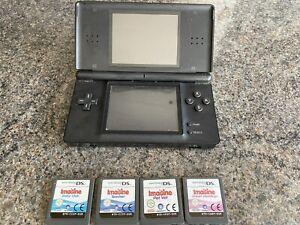 Black Nintendo Ds Lite Console! Plus Imagine Games Bundle! Look In The Shop!