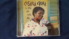 CESARIA EVORA - LA DIVA AUX PIEDS NUS. CD