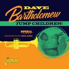 Dave Bartholomew - Jump Children! Imperial Singles Plus 1950-1962 - NEW RELEASE
